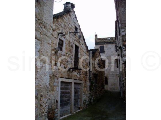 Old stone house for sale, Komiza Vis island
